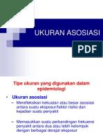 5. a.ukuran Asosiasi