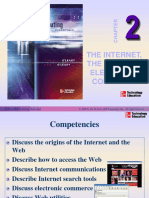 Chapter 2The Internet the Web and Electronic Commerce