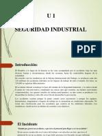 Presentación Seguridad Industrial