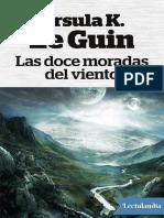 Las Doce Moradas Del Viento - Ursula K Le Guin