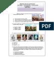 6º Básico Historia y Geografía Prueba de Diagnóstico