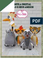 Apostila Digital o Leão e Seus Amigos