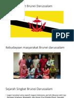 Sejarah Singkat Brunei Darussalam