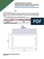 234325895 Perhitungan Boxculvert Sempaja Uta
