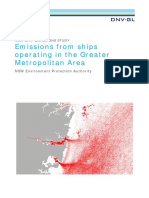 Gma Ship Emissions