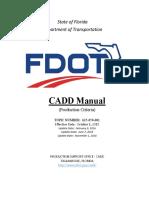 CADD Manual