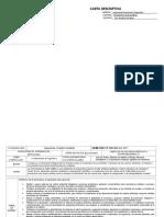 Carta Descriptiva Fenomenos de Superficie -Bas