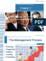 Chapter 1 Strategic Role of HR