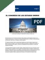 El Congreso de Los Estados Unidos