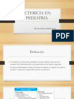 Ictericia en Pediatria