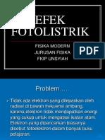 efek-fotolistrik