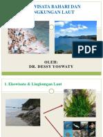 Ekowisata Bahari Dan Lingkungan Laut