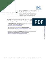 Potential inhibition of deminerilzation in vitro by fluoride-releasing sealants