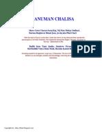 hanuman challisa