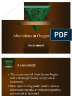 Alterations in Oxygenation 2