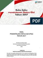Buku Saku Nasional PSG 2017 Cetak 1