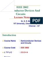 Eee 2002 Lecture Notes