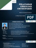 Onkologi Orthopedi - Dr Ryn