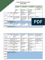 ENGLISH UNIT FORM 1  Scheme of Work 2018.docx