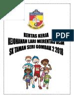 Kertas Kerja Kejohanan Merentas Desa Sktsg2 2018