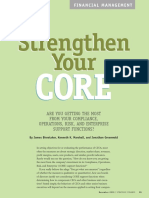 Strengthen Your CORE Supplemented
