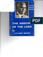 LelandWang-The Arrows of the Lord