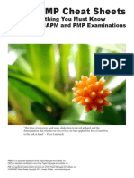 CAPM_PMP Cheat Sheets.pdf