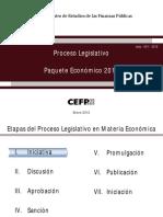 Etapas Proceso Leg Paq Economico