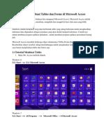 Tutorial Membuat Tables dan Forms di Microsoft Access .pdf