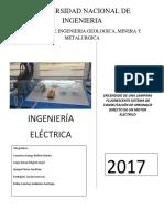 Informe de Electrica