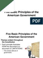 fivebasicprinciplesofamericangovernment-140219103554-phpapp02