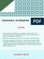 Craciunul in Romania
