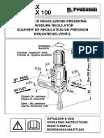 d Interpump Druckregelventil