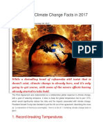 Climate Change 11 Facts