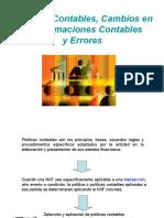 El Salvador Legis - Politicas, Estimaciones y Errores