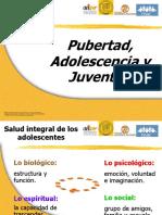 103 Pubertad Adolescencia y Juventud