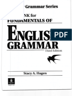 Test Bank Fundamentals of English Grammar