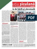 Informatia Siculana - 08 ianuarie 2018