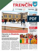 INFO Trenčín - február 2018