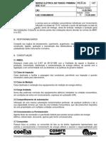 Coelba FORNECIMENTO DE ENERGIA ELÉTRICA EM TENSÃO PRIMÁRIA DE DISTRIBUIÇÃO CLASSE 15 kV