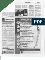 Unha manchea de actividades extraescolares no IES García Barbón