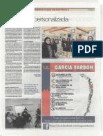 Educación personalizada no IES García Barbón
