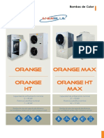 Orange OrangeHT Max y MxHT
