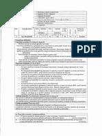 Fisa Disciplinei - Mecanica Avansata a Materialelor