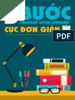 Checklist 3 Buoc Luyen Speaking Cuc Don Gian