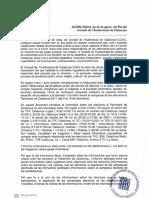 Informe del CAC sobre la cobertura del 21-D