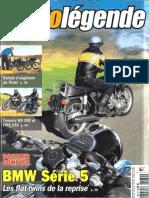 Moto Legende 180 Juin 2007