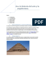 Historia de La Arquitectura.