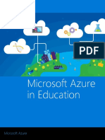 Microsoft Azure in Education