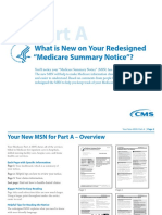 Sample Part a Medicare Summary Notice
